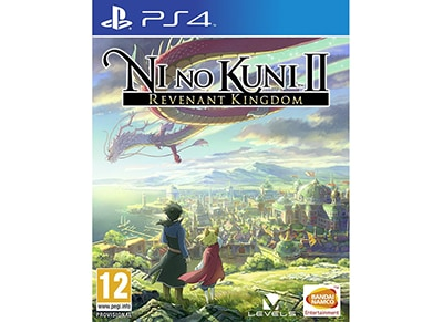Ni No Kuni II: Revenant Kingdom - PS4 Game