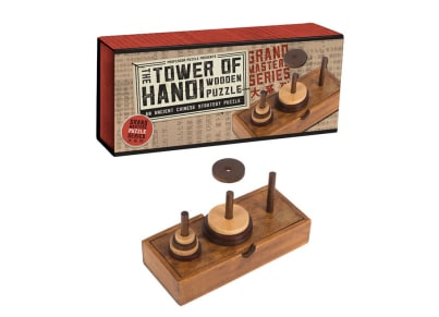 Γρίφος Tower of Hanoi Grand