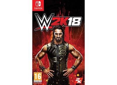 WWE 2K18 - Nintendo Switch Game