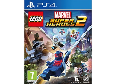 PS4 Used Game: LEGO Marvel Super Heroes 2 gaming   used games   ps4 used