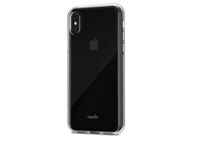 Θήκη iPhone X/XS - Moshi Vitros Clear Case Διάφανο