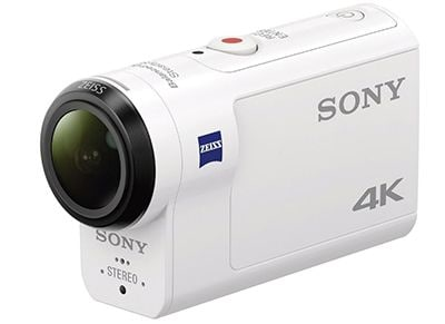 Action Camera Sony 4K LiveView WiFi FDRX300