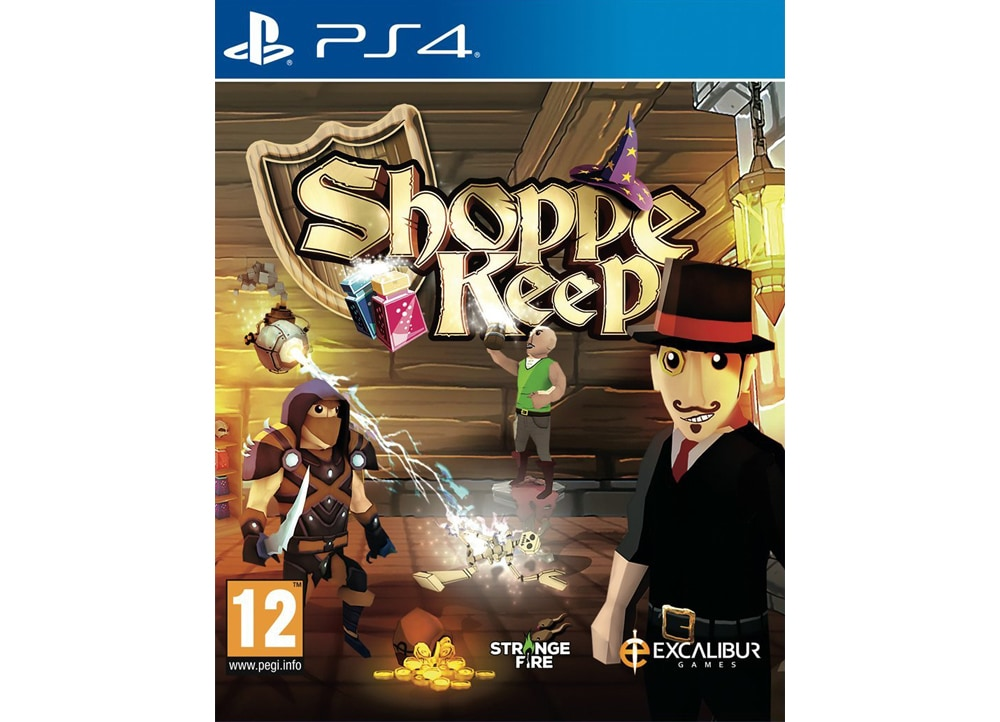 Shoppe Keep - PS4 Game