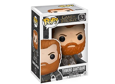 Φιγούρα Funko Pop! Television - Tormund Giantsbane (Game of Thrones) gaming   gaming merchandise   φιγούρες funko pop