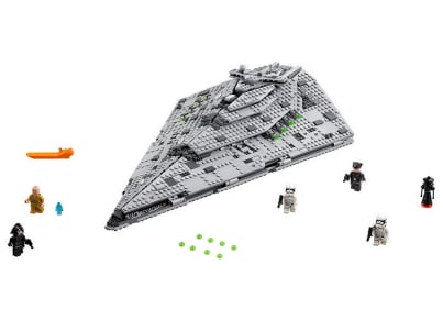 LEGO® First Order Star Destroyer™