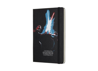 Σημειωματάριο Moleskine Star Wars Lightsaber - Large