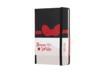 Σημειωματάριο Moleskine Snow White Bow - Large