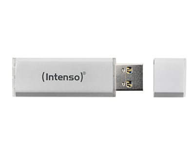 USB Stick Intenso Ultra 128GB 3.0 Λευκό