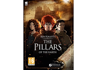 The Pillars of the Earth - PC Game gaming   παιχνίδια ανά κονσόλα   pc