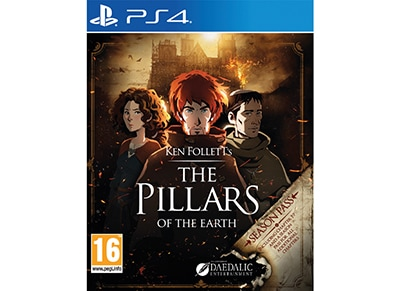 The Pillars of the Earth - PS4 Game