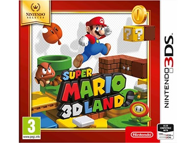 Super Mario 3D Land Selects - 3DS/2DS Game