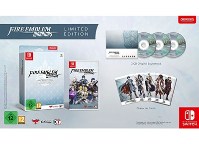 Fire Emblem Warriors Limited Edition - Nintendo Switch Game gaming   παιχνίδια ανά κονσόλα   nintendo switch