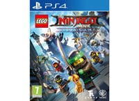 LEGO Ninjago: The Movie - PS4 Game