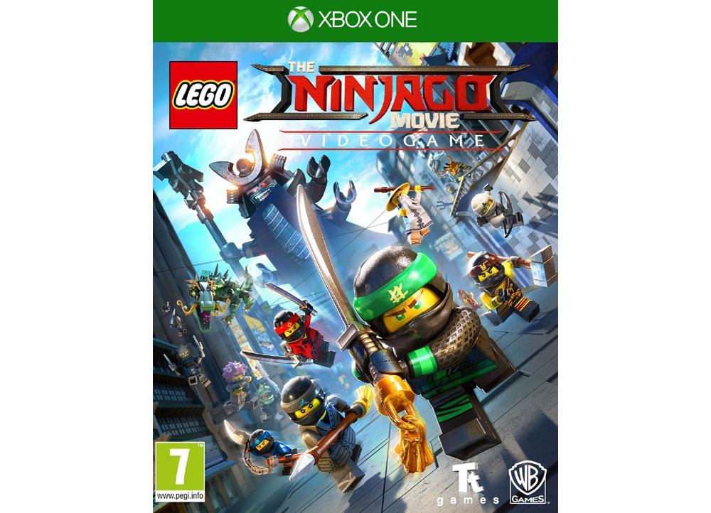 lego ninjago the movie  xbox one game  public