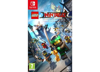 LEGO Ninjago: The Movie - Nintendo Switch Game gaming   παιχνίδια ανά κονσόλα   nintendo switch