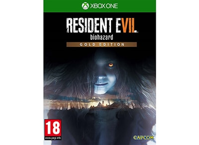 Resident Evil VII biohazard Gold Edition - Xbox One Game