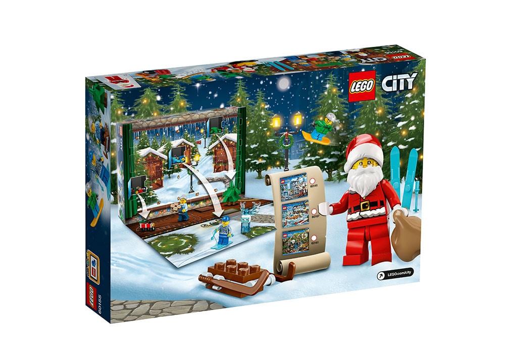 LEGO® City Χριστουγεννιάτικο Ημερολόγιο