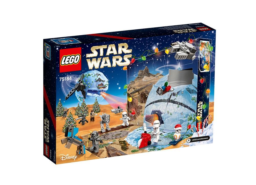 LEGO® Χριστουγεννιάτικο Ημερολόγιο Star Wars™