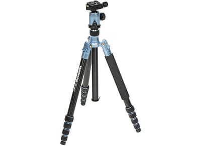 Τρίποδο Manfrotto Element Big Aluminum Traveler - Μπλε