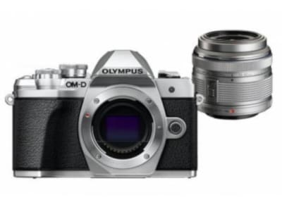 Mirrorless Camera Olympus E-M10 Mark III & Φακός 14-42mm R Ασημί
