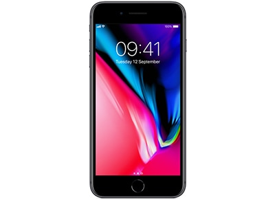 Apple iPhone 8 Plus 64GB Space Grey - 4G Smartphone