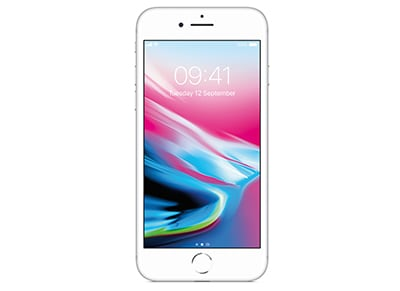 Apple iPhone 8 64GB Silver - 4G Smartphone