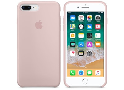 Θήκη iPhone 8 Plus / 7 Plus - Apple Silicone Case - Pink Sand