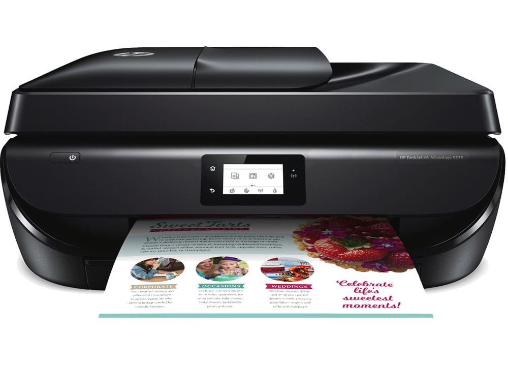 Πολυμηχάνημα HP DeskJet Ink Advantage 5275 AiO  Inkjet A4  WiFi