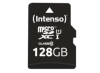 Κάρτα μνήμης microSDUHS-I 128GB Class 10 & SD Adapter - Intenso 3423491