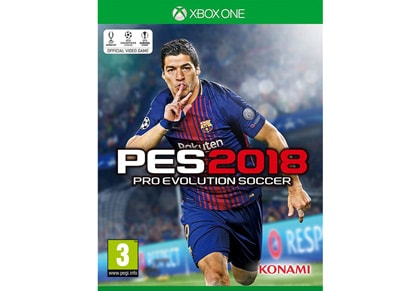Pro Evolution Soccer 2018 (ENG) - Xbox One Game