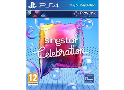 SingStar Celebration - PS4 Game