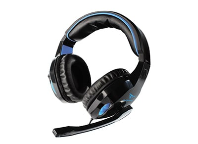 Gaming Headset Alcatroz  Alpha MG-300a - Blue