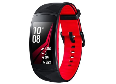 Activity Tracker Samsung Gear Fit 2 Pro Small Κόκκινο