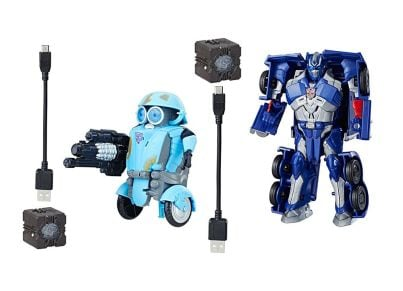 Φιγούρα Transformers με Starter Kit MV5 Power Cube (1 Τεμάχιo)
