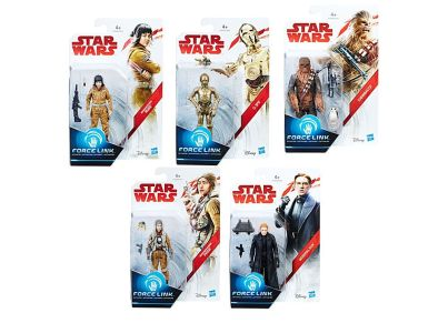 Φιγούρα Star Wars E8 Figure Collection Teal (1 Τεμάχιo)