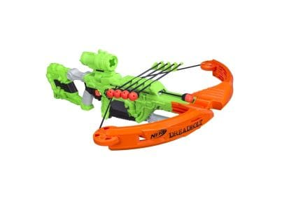 Εκτοξευτής NERF Dread Bolt Zombie Strike