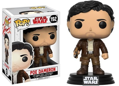 Φιγούρα Funko Pop! Star Wars - Poe Dameron gaming   gaming merchandise   φιγούρες funko pop