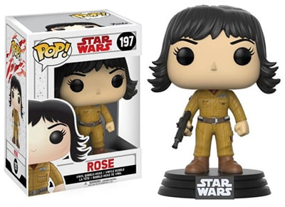 Φιγούρα Funko Pop! Star Wars - Rose (The Last Jedi) gaming   gaming merchandise   φιγούρες funko pop