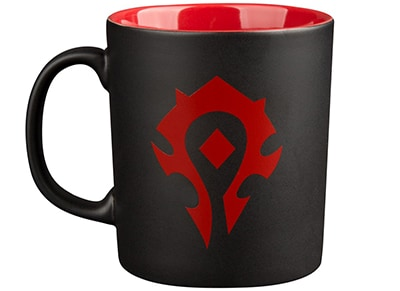 Κούπα Jinx World of Warcraft Horde Ceramic Mug gaming   gaming merchandise   κούπες   ποτήρια