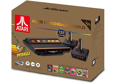 Atari Flashback 8 Gold - AT Games