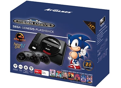 SEGA Mega Drive Flashback - AT Games