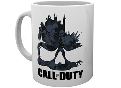 Κούπα GB Eye Call of Duty WWII Skull Mug gaming   gaming merchandise   κούπες   ποτήρια