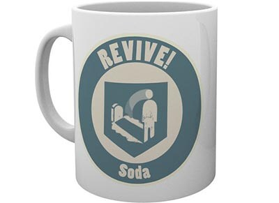 Κούπα GB Eye Call of Duty WWII Revive Mug gaming   gaming merchandise   κούπες   ποτήρια