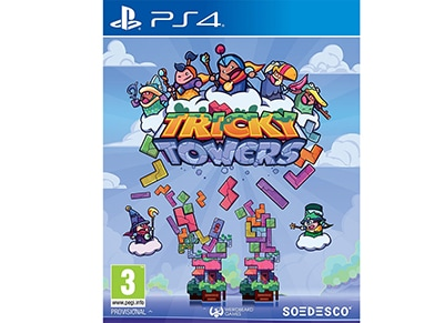 Tricky Towers – PS4 Game