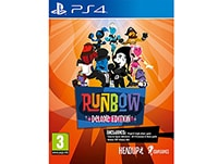 Runbow Deluxe Edition - PS4 Game