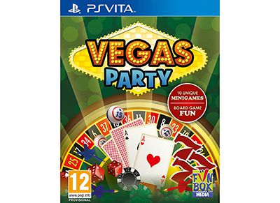 Vegas Party - PS Vita Game