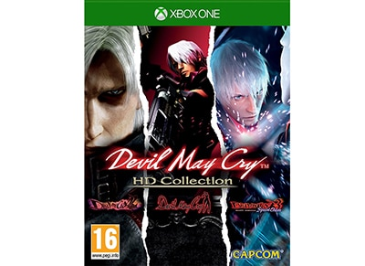 Devil May Cry HD Collection - Xbox One Game gaming   παιχνίδια ανά κονσόλα   xbox one