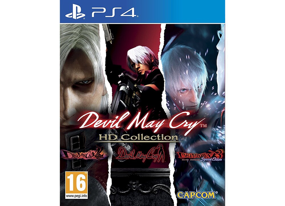 Devil May Cry HD Collection - PS4 Game
