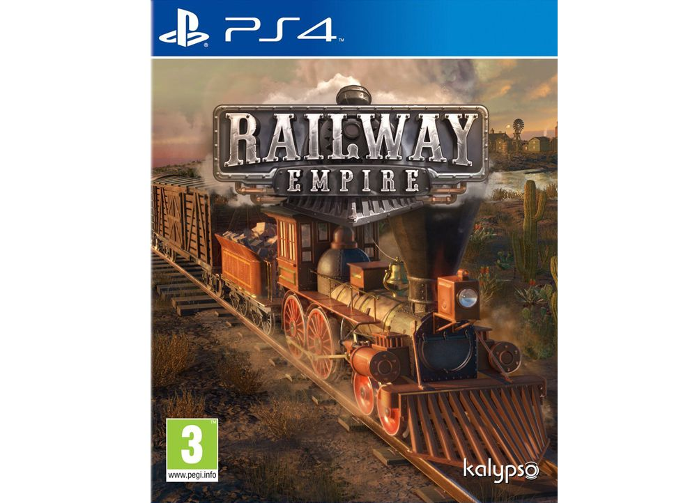 Railway Empire - PS4 Game