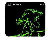 Gaming Mousepad Asus Cerberus Mat Mini Πράσινο